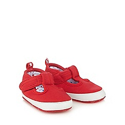 bluezoo - Babies red shoes