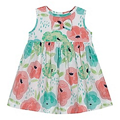 bluezoo - Baby girls' floral print dress