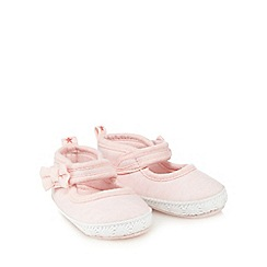 bluezoo - Baby girls' pink shoes