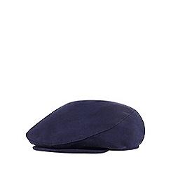 J by Jasper Conran - Baby boys' navy flat cap