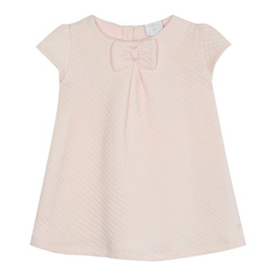 ede0c0932714 J by Jasper Conran  Baby girls  pink quilted dress