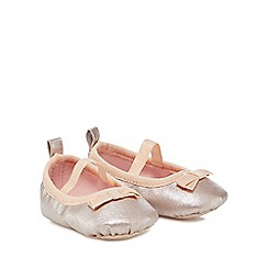 J by Jasper Conran - 'Baby girls' pink pumps