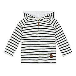 Mantaray - 'Baby boys' green striped print jumper