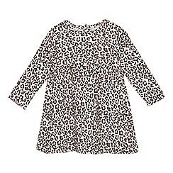 bluezoo - Baby Girls' Multicoloured Animal Print Dress