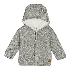 Mantaray - Babies' Grey Knit Cardigan