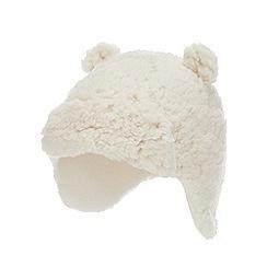 Mantaray - Baby girls' borg trapper hat