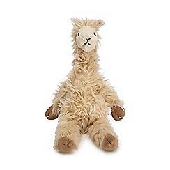 Jellycat - Tan 'Lois' llama toy