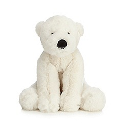 Jellycat - Cream 'Perry' polar bear toy