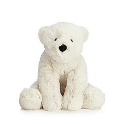 Jellycat - Medium cream 'Perry' polar bear toy