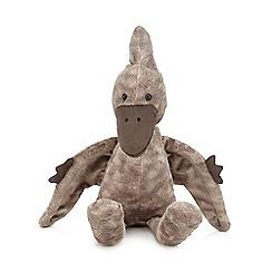 Jellycat - Kids' grey 'Terry' pterodactyl toy
