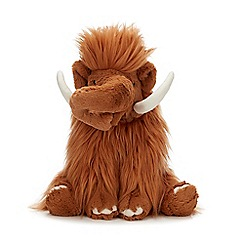 Jellycat - Brown 'Awi Maximus' Mammoth Toy