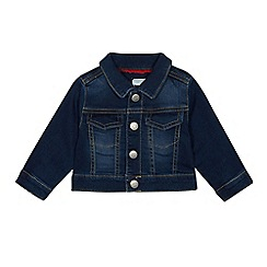 bluezoo - Girls' Navy Denim Jacket