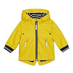 J by Jasper Conran - Babies' yellow lightweight jacket
