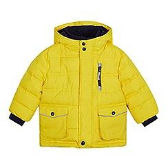 bluezoo - Boys' yellow padded jacket
