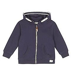 bluezoo - 'Boys' navy sweater hoodie