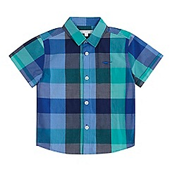 bluezoo - Boys' multicoloured checked shirt