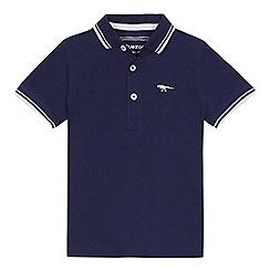 bluezoo - 'Boys' navy polo shirt