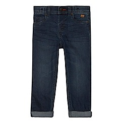 Mantaray - Boys' blue slim fit jeans