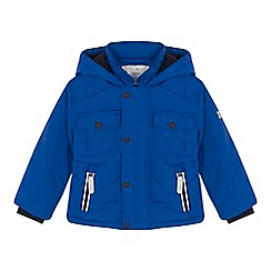J by Jasper Conran - 'Boys' blue quilted jacket