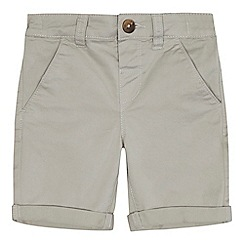 bluezoo - 'Boys' grey chino shorts