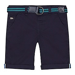 J by Jasper Conran - 'Boys' navy chino shorts