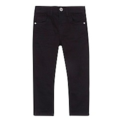bluezoo - 'Boys' black slim fit jeans