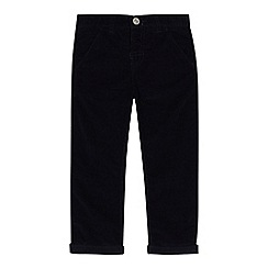 bluezoo - Boys' navy corduroy trousers