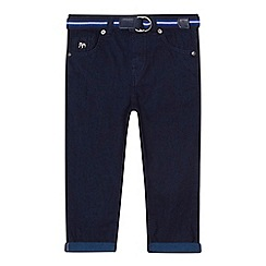 J by Jasper Conran - 'Boys' dark blue slim fit jeans