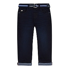 J by Jasper Conran - Boys' dark blue slim fit jeans