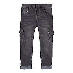Mantaray - Boys' grey slim fit jeans
