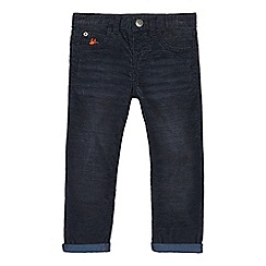 Mantaray - Boys' mid blue cord trousers