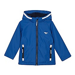 bluezoo - Boys' Bright Blue Shower Resistant Coat