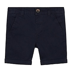 bluezoo - Boys' Navy Chino Shorts