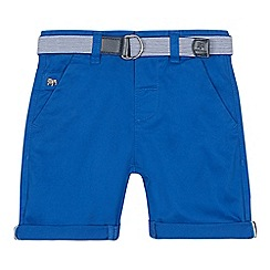 J by Jasper Conran - Boys' Blue Chino Shorts