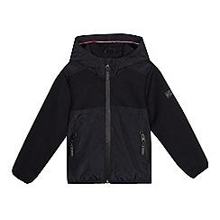 J by Jasper Conran - Boys' Navy Hooded Sports Jacket