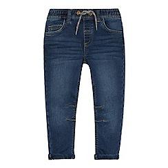 bluezoo - Boys' blue sweat slim denim jeans