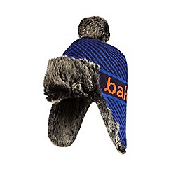Baker by Ted Baker - Boys' multi-coloured knitted trapper hat