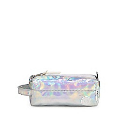 Hype - Silver holographic pencil case