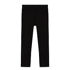bluezoo - Girl's black leggings