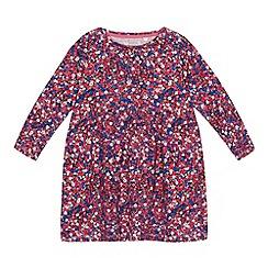 bluezoo - Girls' multi-coloured floral print dress