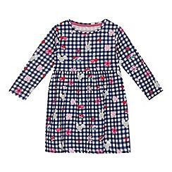 bluezoo - Girls' gingham print dress