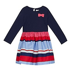 bluezoo - Girls' multi-coloured striped dress