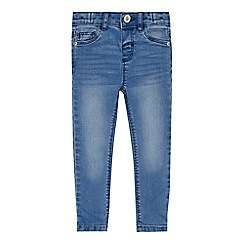 bluezoo - 'Girls' blue mid wash jeans
