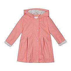 J by Jasper Conran - Girls' pink coat