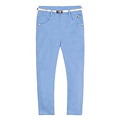 J by Jasper Conran - 'Girls' blue jeggings
