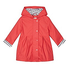 J by Jasper Conran - 'Girls' pink fisherman jacket