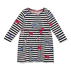 bluezoo - Girls' Multicoloured Cat Print Dress