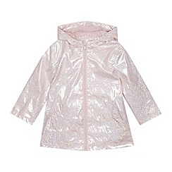 bluezoo - Girls' Pink Glitter Jacket