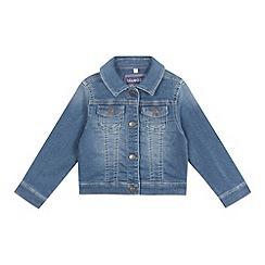 bluezoo - Girls' blue denim jacket