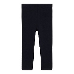 bluezoo - Girls' black leggings